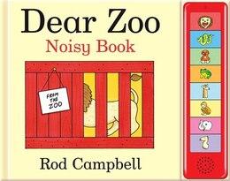 Book Dear Zoo Noisy Book by Rod Campbell