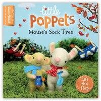 Little Poppets: Mouse's Sock Tree: The Sock Tree