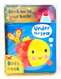 Book Under The Sea! A Bath Book by Jo Moon