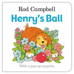 Book Henry's Ball by Rod Campbell
