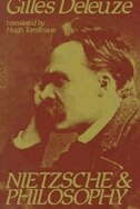 Book Nietzsche and Philosophy by Gilles Deleuze