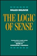 Book The Logic of Sense by Gilles Deleuze