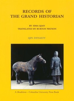 Book Records of the Grand Historian: Han Dynasty by Qian Sima