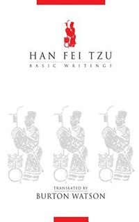 Book Han Fei Tzu: Basic Writings by Burton Watson