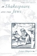 Book Shakespeare and the Jews by James Shapiro