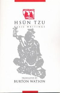 Book Hsün Tzu: Basic Writings by Burton Watson