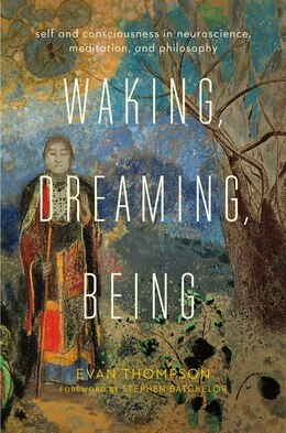 Book Waking, Dreaming, Being: Self and Consciousness in Neuroscience, Meditation, and Philosophy by Evan Thompson