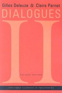 Book Dialogues II by Gilles Deleuze