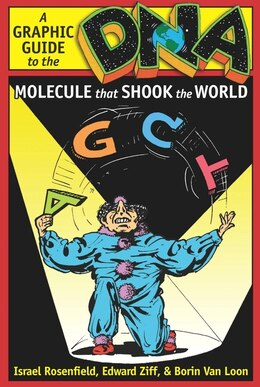 Book DNA: A Graphic Guide to the Molecule that Shook the World by Israel Rosenfield