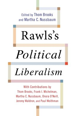 Book Rawls's Political Liberalism by Thom Brooks