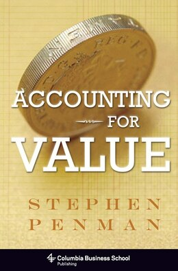 Book Accounting for Value by Stephen Penman