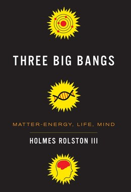 Book Three Big Bangs: Matter-Energy, Life, Mind by Holmes Rolston III
