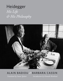 Book Heidegger: His Life and His Philosophy by Alain Badiou