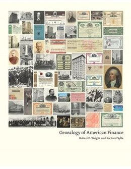 Book Genealogy of American Finance by Robert E. Wright