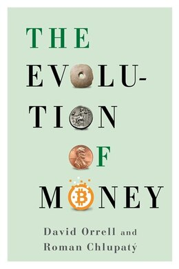Book The Evolution of Money by David Orrell