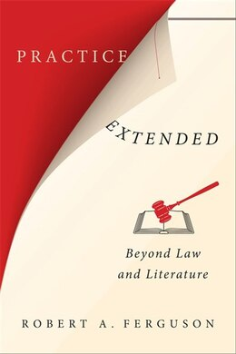 Book Practice Extended: Beyond Law and Literature by Robert Ferguson