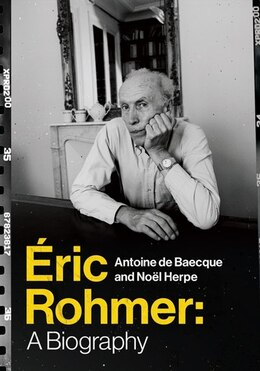 Book Éric Rohmer: A Biography by De Baecque, Antoine
