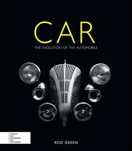 Book Car: The Evolution Of The Automobile by Rod Green