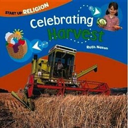 Book Celebrating Harvest by Ruth Nason