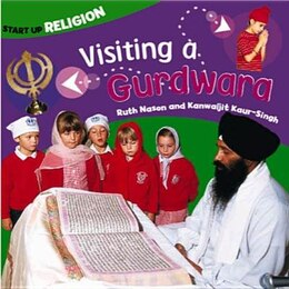 Book Visiting A Gurdwara by Kanwajiit Kaur-singh