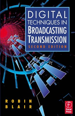 Book Digital Techniques In Broadcasting Transmission by Robin Blair