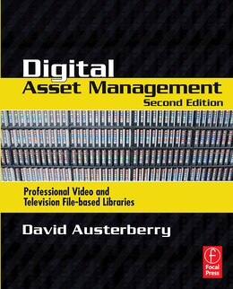 Book Digital Asset Management by David Austerberry
