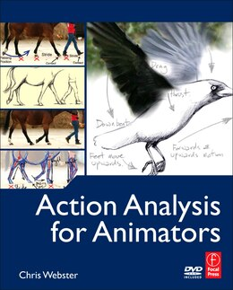 Book Action Analysis for Animators by Chris Webster