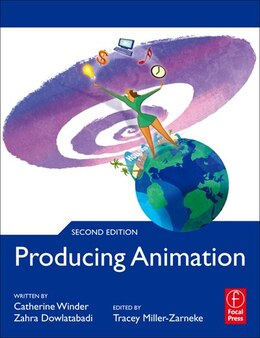 Book Producing Animation by Catherine Winder