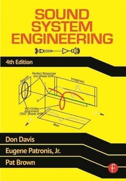 Book Sound System Engineering by Don Davis