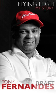 Book Flying High: My Story by Tony Fernandes