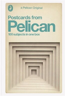 Book Postcards From Pelican: 100 Subjects In One Box by Penguin Penguin