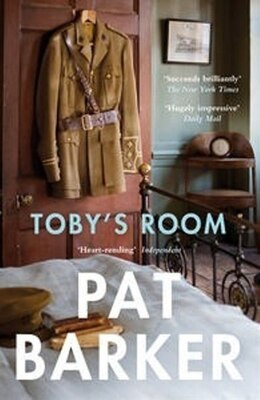 Book Toby's Room by Pat Barker