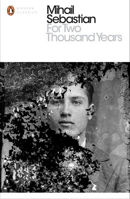 Book For Two Thousand Years by Mihail Sebastian