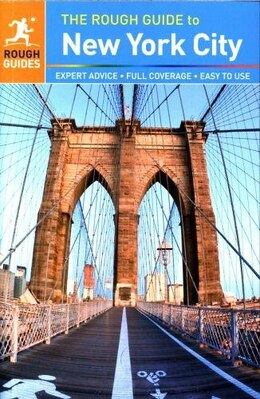 Book The Rough Guide To New York City by Rough Guides