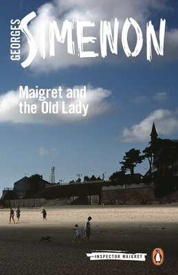 Book Maigret And The Old Lady by Simenon, Georges