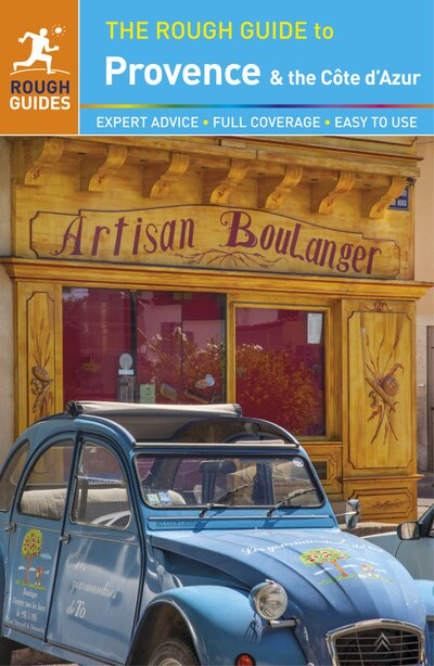 The Rough Guide To Provence & Cote D'azur (travel Guide) by Rough Guides