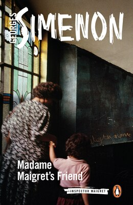 Book Madame Maigret's Friend by Simenon, Georges
