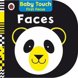 Book Faces: Baby Touch First Focus by Ladybird