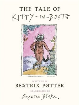 Book The Tale Of Kitty In Boots by Beatrix Potter