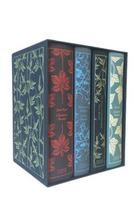 The Brontë Sisters Boxed Set: Jane Eyre, Wuthering Heights, The Tenant Of Wildfell Hall, Villette