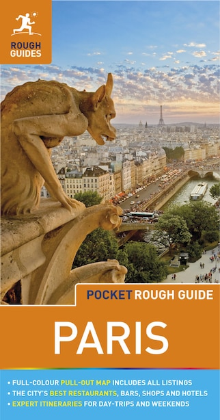 Pocket Rough Guide Paris (travel Guide) by Rough Guides
