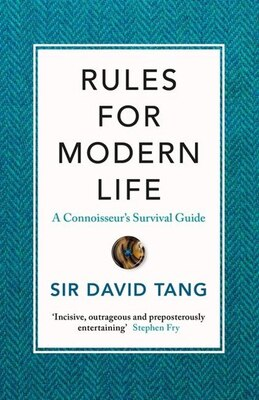 Book Rules For Modern Life by David Tang