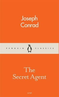 Book The Secret Agent by Joseph Conrad