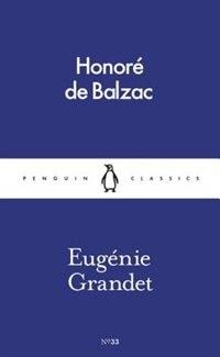 Book Eugenie Grandet by Honore de Balzac