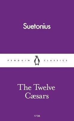 Book The Twelve Caesars by Suetonius