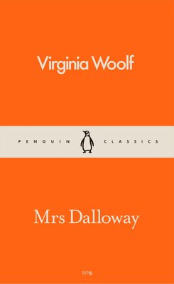 Book Mrs Dalloway by Virginia Woolf