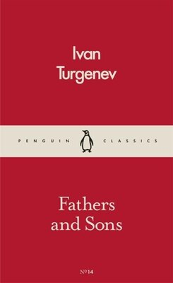 Book Fathers And Sons by Ivan Turgenev