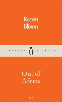 Book Out Of Africa by Karen Blixen