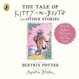 Book The Tale Of Kitty-in-boots And Other Stories by Beatrix Potter