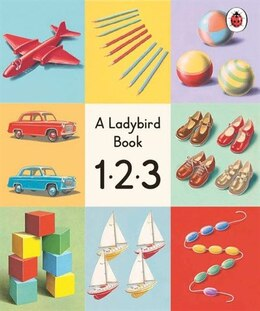 Book A Ladybird Book: 123: A Vintage Gift Edition by Ladybird